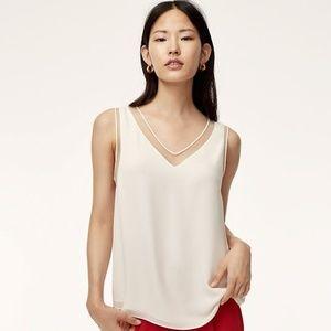 Aritzia Babaton Holbrooke blouse